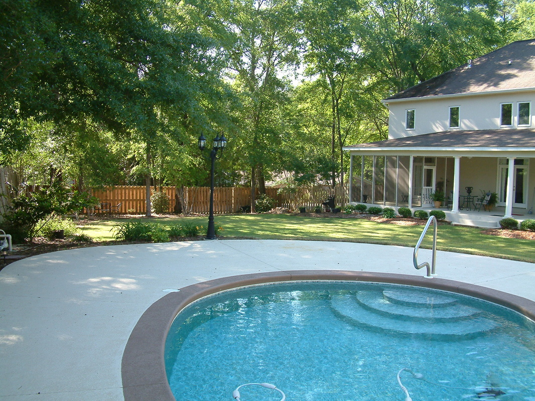 Pool For Sale By Owner 1640 Country Club Rd Eufaula Alabama